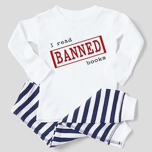 Banned Books Toddler Pajamas