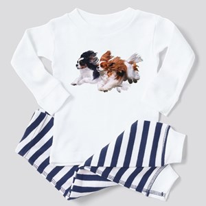 Cavaliers - Color Toddler Pajamas