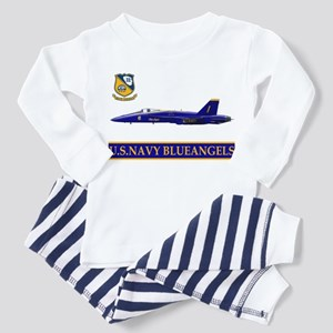 F/A-18 Blue Angles Toddler Pajamas
