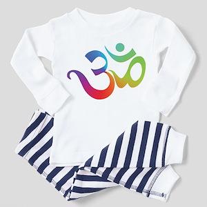 Om Toddler Pajamas