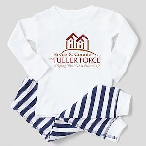 Fuller Force Logo Pajamas