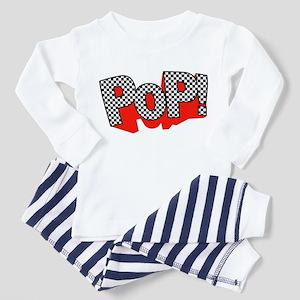 PoP! Goes My Heart Toddler Pajamas