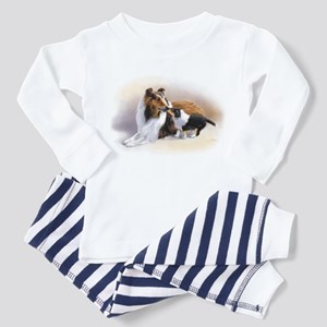 Collie Toddler Pajamas