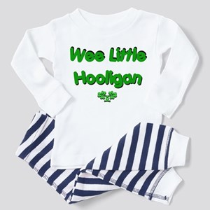 Wee Little Hooligan Toddler Pajamas