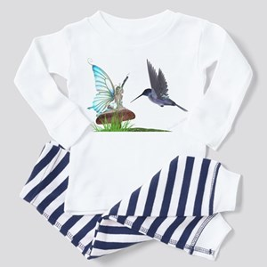 Hummingbird and Fairy Toddler Pajamas