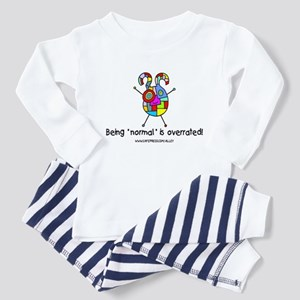 """""""Normal"""" Toddler Pajamas"""