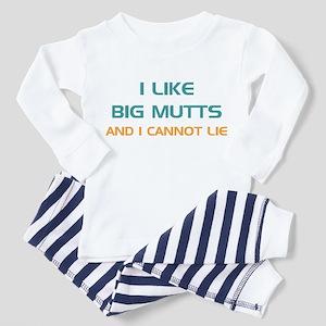 Big Mutts Toddler Pajamas