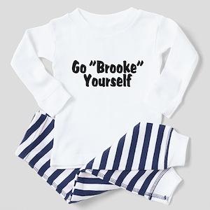 Brooke Yourself Toddler Pajamas