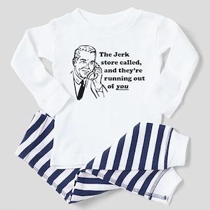 Jerk Store Toddler Pajamas