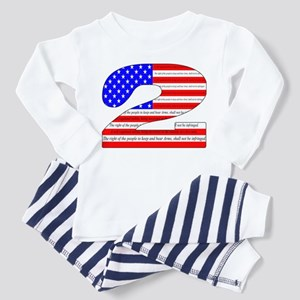 Keep our rights Toddler Pajamas