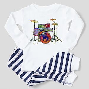 Wild Drums Toddler Pajamas