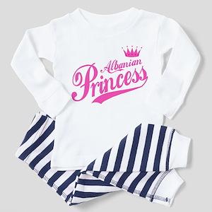 Albanian Princess Toddler Pajamas