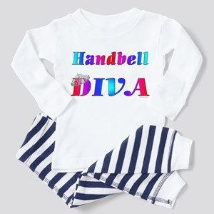 Handbell Diva Toddler Pajamas