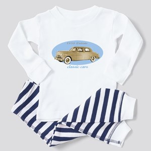 classic cars 1950 DeSoto Toddler Pajamas