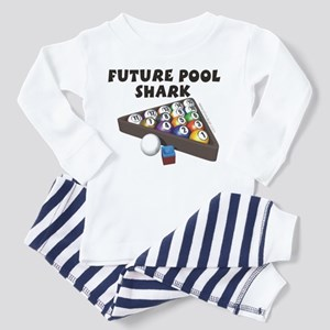 Future Pool Shark I Toddler Pajamas