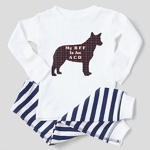 Australian Cattle Dog Toddler Pajamas