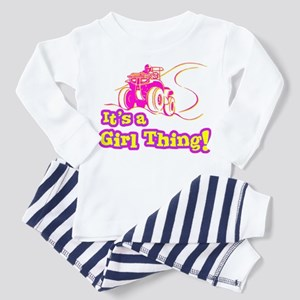 4x4 Girl Thing Toddler Pajamas