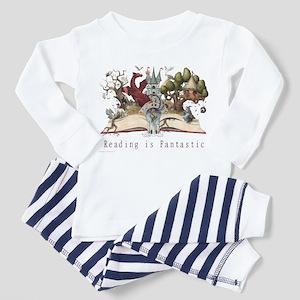 Reading is Fantastic II Toddler Pajamas