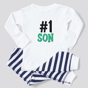 Number 1 SON Toddler Pajamas