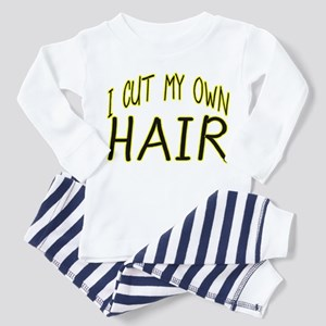 Hair Cut Toddler Pajamas