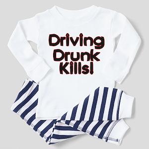 Driving Drunk Kills Toddler Pajamas