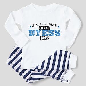 Dyess Air Force Base Toddler Pajamas