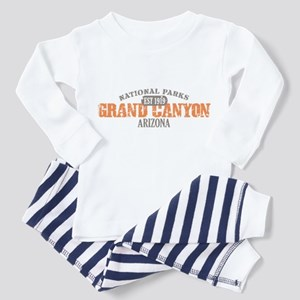 Grand Canyon National Park AZ Toddler Pajamas