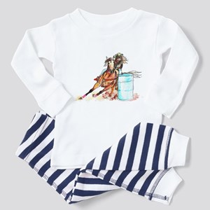 Barrel Racer Toddler Pajamas