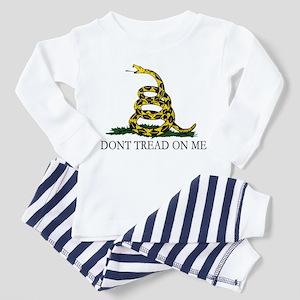 Gadsden Don't Tread on Me Pajamas