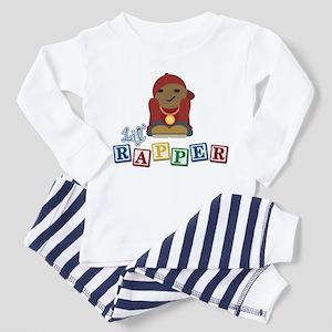 Lil' Rapper Toddler Pajamas