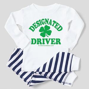 Designated Driver 1 Toddler Pajamas