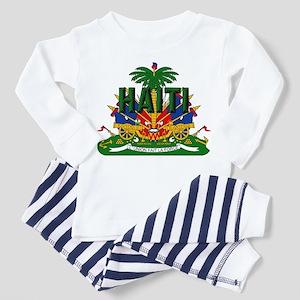 Haitian Coat of Arms Pajamas