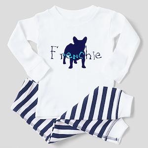 Frenchie Craze Toddler Pajamas