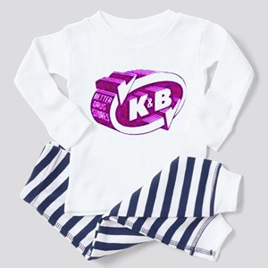 K & B Toddler Pajamas