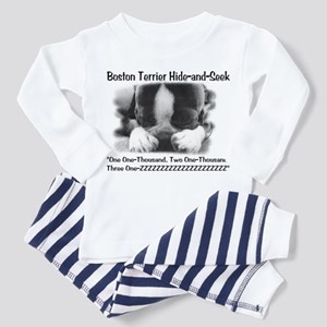 Boston Hide and Seek Toddler Pajamas