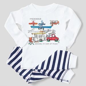 Oshkosh, My Kind of Place Toddler Pajamas