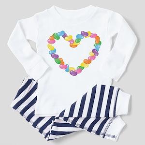 JellyBeanHeart Pajamas