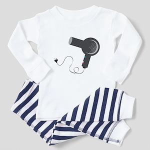 Hair Dryer Pajamas