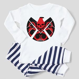 S.H.I.E.L.D. Hydra Toddler Pajamas