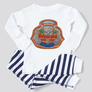 USS HONOLULU Toddler Pajamas