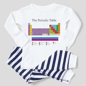 Periodic Table Toddler Pajamas