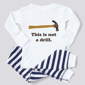 Hammer - This is Not a Drill Pajamas