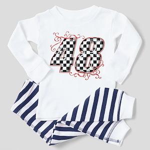 RaceFashion.com Toddler Pajamas