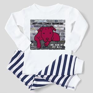 Me & My Pit Bull Toddler Pajamas