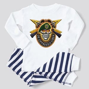 US Army Special Forces Toddler Pajamas