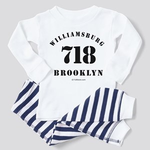 Williamsburg Toddler Pajamas