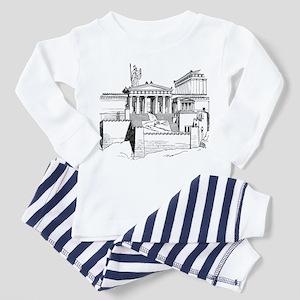 Acropolis Approach Toddler Pajamas
