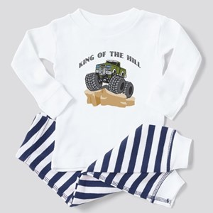 Rock Crawling 4 Wheeling Toddler Pajamas
