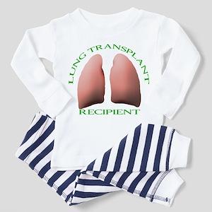 Lung Transplant Toddler Pajamas