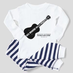 Woody Guthrie Toddler Pajamas